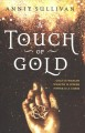 Cover for A touch of gold