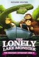 Cover for The lonely lake monster