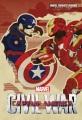 Cover for Captain America: Civil War