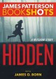 Cover for Hidden: a Mitchum story