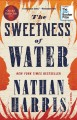 Cover for The sweetness of water