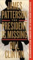 Cover for The president is missing [Large Print]