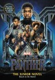 Cover for Black Panther: the junior novel
