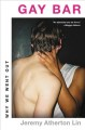 Cover for Gay bar: why we went out