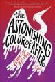 Cover for The astonishing color of after