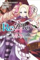 Cover for Re:ZERO: starting life in another world. Chapter 2, A week at the mansion. ...