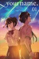 Cover for Your name. Vol. 1