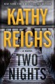 Cover for Two nights: a novel
