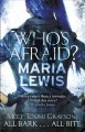 Cover for Who's Afraid?