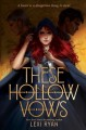 Cover for These Hollow Vows