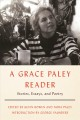 Cover for A Grace Paley reader: stories, essays, and poetry