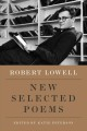 Cover for New Selected Poems