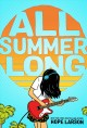 Cover for All summer long