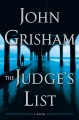 Cover for The judge's list