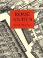 Cover for Rome antics
