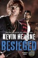 Cover for Besieged: Stories from the Iron Druid Chronicles