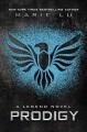 Cover for Prodigy: a Legend novel