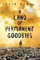 Cover for A land of permanent goodbyes