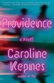 Cover for Providence: a novel