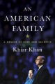 Cover for An American Family: A Memoir of Hope and Sacrifice