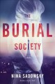 Cover for The burial society