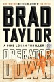 Cover for Operator down [Large Print]