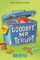 Cover for Goodbye, Mr. Terupt