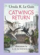 Cover for Catwings return