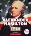 Cover for Alexander Hamilton: American hero
