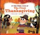 Cover for If you were a kid at the first Thanksgiving