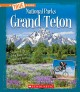 Cover for Grand Teton