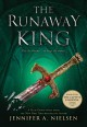 Cover for The runaway king