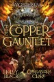 Cover for The copper gauntlet