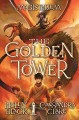 Cover for The golden tower