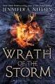 Cover for Wrath of the storm
