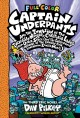Cover for Captain Underpants and the invasion of the incredibly naughty cafeteria lad...