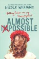Cover for Almost impossible