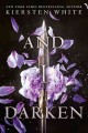 Cover for And I darken