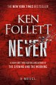Cover for Never