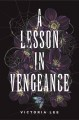 Cover for A Lesson in Vengeance