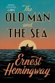 Cover for The old man and the sea