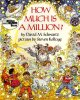 Cover for How much is a million?