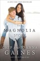 Cover for The magnolia story