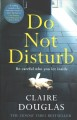 Cover for Do not disturb