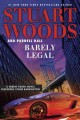 Cover for Barely Legal