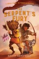 Cover for The serpent's fury