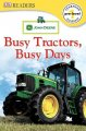 Cover for Busy tractors, busy days
