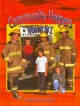 Cover for Community helpers from A to Z