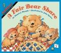 Cover for A fair bear share