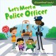 Cover for Let's meet a police officer